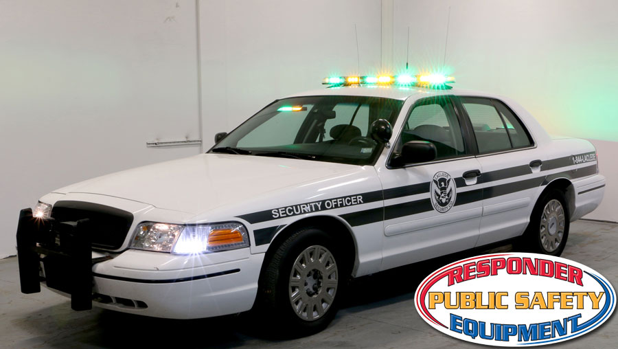 Police lights responder pse blog crown vic with an ecco vantage lightbar aloadofball Gallery