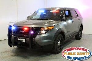 Ford Interceptor SUV