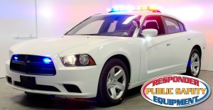 Dodge Charger with Liberty Lightbar